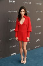 RAINEY QUALLEY at 2019 Lacma Art + Film Gala Presented by Gucci in Los Angeles 11/02/2019