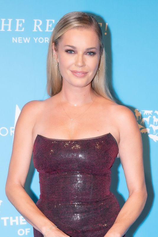 REBECCA ROMIJN at Humane Society 2019 To the Rescue! in New York 11/15/2019