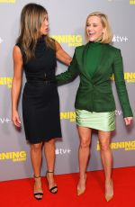 REESE WITHERSPOON and JENNIFER ANISTON at The Morning Show Screening in London 11/01/2019