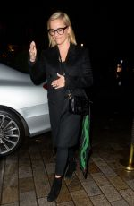 REESE WITHERSPOON Arrives at Connaught Hotel in London 11/01/2019