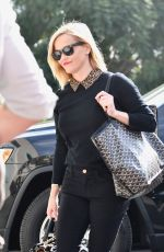REESE WITHERSPOON Arrives at Her Office in Los Angeles 11/19/2019