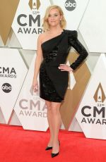 REESE WITHERSPOON at 2019 CMA Awards in Nashville 11/13/2019