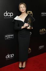 RENEE ZELLWEGER at Hollywood Film Awards in Beverly Hills 11/03/2019