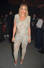 RITA ORA at Roundhouse 50th Year Anniversary in London 11/13/2019