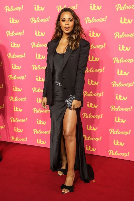 ROCHELLE HUMES at ITV Palooza 2019 in London 11/12/2019