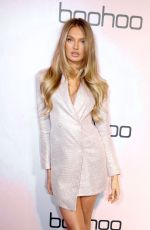 ROMEE STRIJD at boohoo.com Holiday Party in Los Angeles 11/07/2019