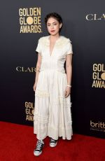 ROSA SALAZAR at Golden Globe Ambassador Launch Party in Los Angeles 11/14/2019