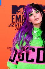 ROSALBA ANDOLFI at MTV Europe Music Awards in Seville 11/03/2019