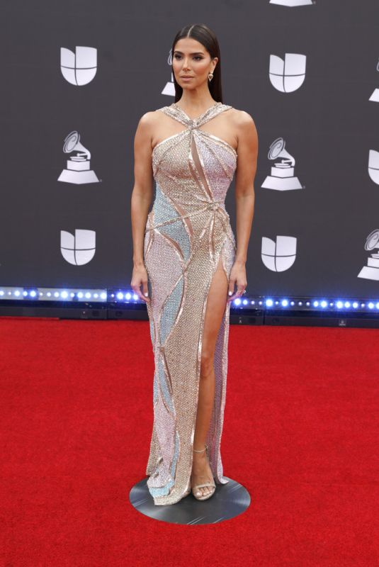 ROSELYN SANCHEZ at 20th Annual Latin Grammy Awards in Las Vegas 11/14/2019