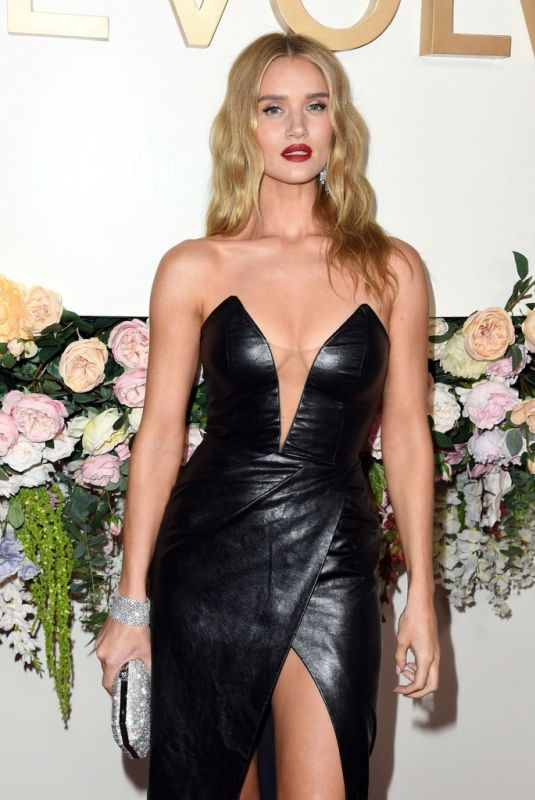 ROSIE HUNTINGTON-WHITELEY at 3rd Annual #revolveawards in Hollywood 11/15/2019