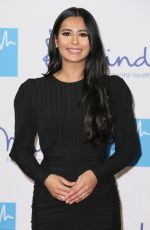 SAIR KHAN at Bupa Mind Media Awards in London 11/13/2019
