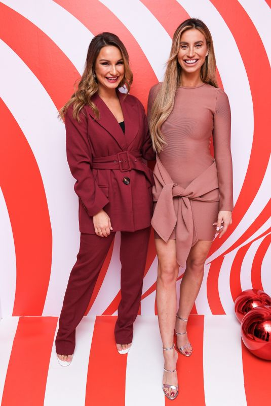 SAM FAIERS and FERNE MCCANN at Lidl Chateaux Noir Launch Event in London 11/07/2019