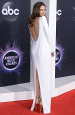 SARAH LEVY at 2019 America Music Awards in Los Angeles 11/24/2019