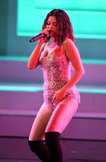 SELENA GOMEZ Performs at 2019 AMA in Los Angeles 11/24/2019