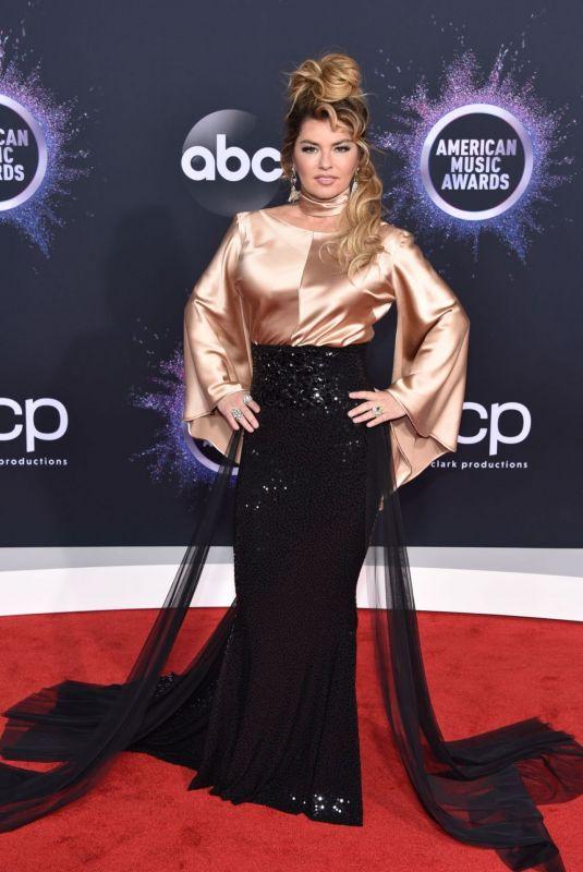 SHANIA TWAIN at 2019 America Music Awards in Los Angeles 11/24/2019