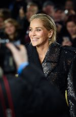 SHARON STONE at GQ Men of the Year Awards 11/07/2019