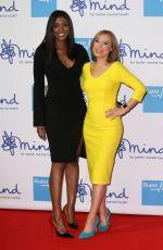 SIAN WILLIAMS at Bupa Mind Media Awards in London 11/13/2019