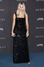 SIENNA MILLER at 2019 Lacma Art + Film Gala Presented by Gucci in Los Angeles 11/02/2019