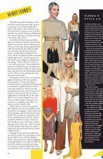 SIENNA MILLER in Grazia Magazine, UK November 2019