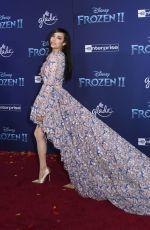 SOFIA CARSON at Ffrozen 2 Premiere in Hollywood 11/07/2019