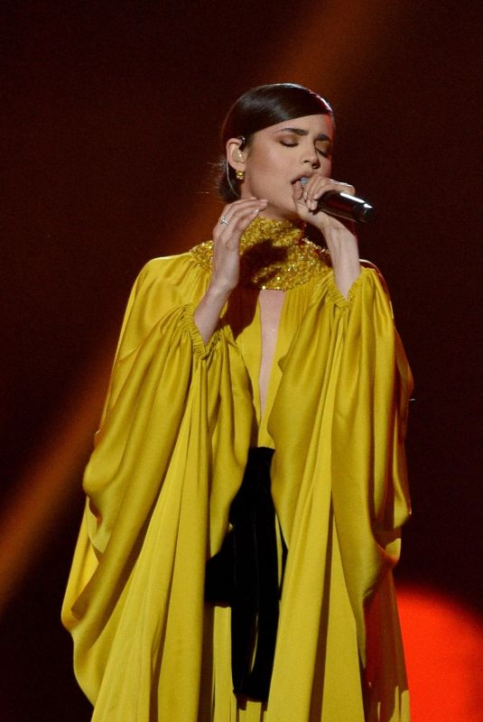 SOFIA CARSON Performs at Latin Recording Academy Person of the Year Gala 11/13/2019