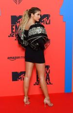 SOFIA REYES at MTV Europe Music Awards in Seville 11/03/2019