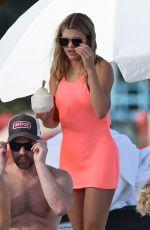 SOFIA RICHIE at a Beach in Miami 11/26/2019