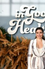 SOPHIA BUSH at In Goop Health Summit in San Francisco 11/16/2019