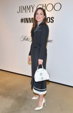 SOPHIA BUSH at Saks Beverly Hills in My Choos Event in Beverly Hills 11/06/2019