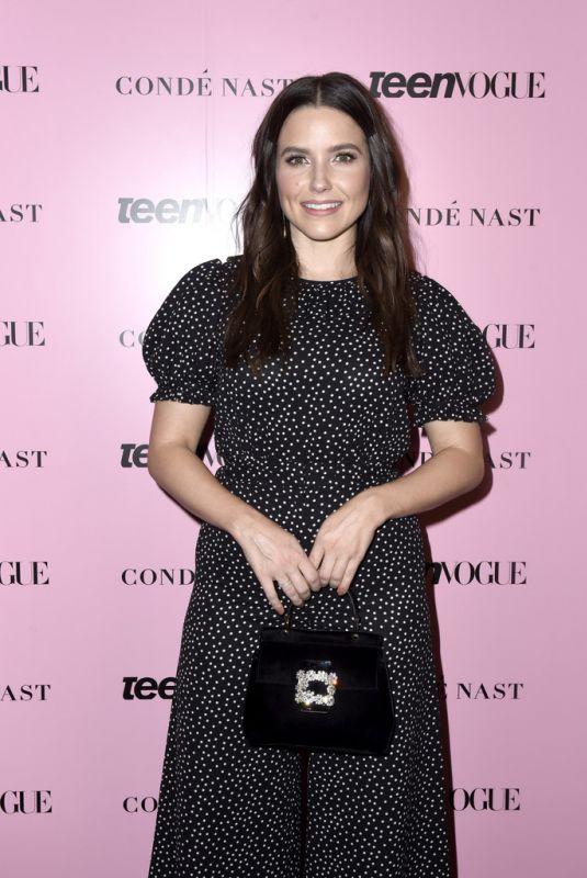 SOPHIA BUSH at Teen Vogue Summit 2019 in Los Angeles 11/02/2019