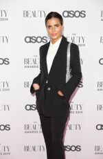SOPHIA SMITH at Beauty Awards 2019 with Asos City Ccentral in London 11/25/2019