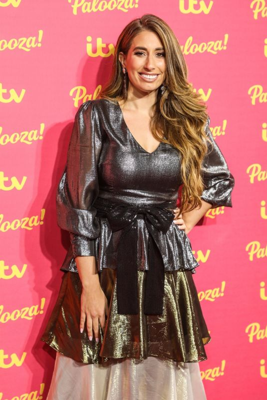 STACEY SOLOMON at ITV Palooza 2019 in London 11/12/2019