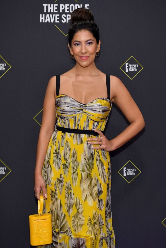 STEPHANIE BEATRIZ at People's Choice Awards 2019 in Santa Monica 11/10/2019