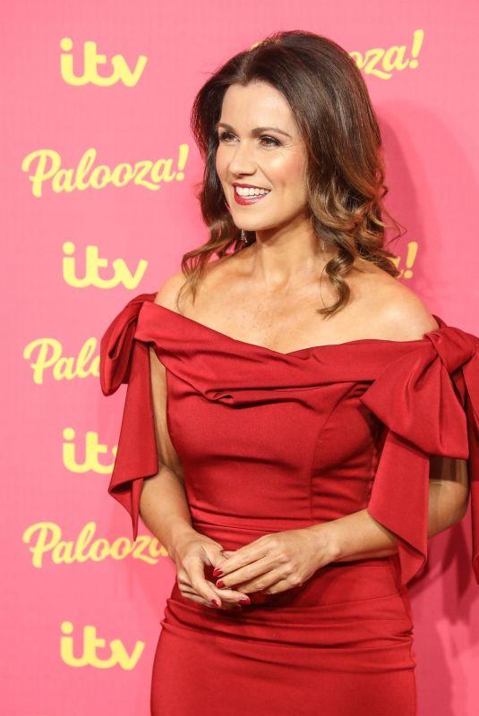 SUSANNA REID at ITV Palooza 2019 in London 11/12/2019