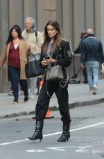 TALIA RICHMAN Out and About in New York 11/07/2019