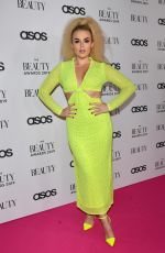 TALLIA STORM at Beauty Awards 2019 with Asos City Ccentral in London 11/25/2019