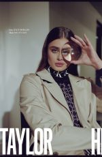 TAYLOR HILL for Instyle Magazine, Mexico November 2019