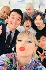 TAYLOR SWIFT in Japan - Instagram Photos 11/06/2019