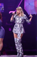 TAYLOR SWIFT Performs at Alibaba Gala in Shanghai 11/10/2019