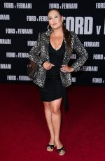 TIA CARRERE at Ford v Ferrari Premiere in Hollywood 11/04/2019