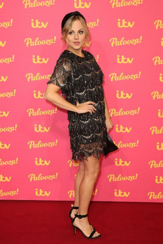 TINA O'BRIEN at ITV Palooza 2019 in London 11/12/2019