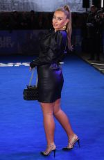 TYNE-LEXY CLARSON at Blue Story Premiere in London 11/14/2019