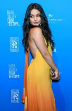 VANESSA HUDGENS at Napa Valley Film Festival in Yountville 11/14/2019