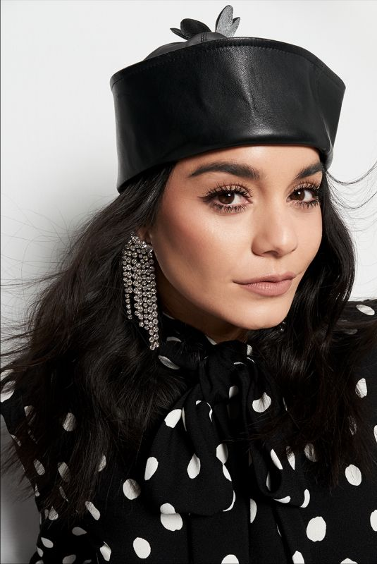 VANESSA HUDGENS for Who What Wear, Holiday Issue 2019