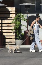 VANESSA HUDGENS Out and About in Los Feliz 11/18/2019