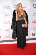 VICTORIA BROWN at Caudwell Children Float Like a Butterfly Ball in London 11/16/2019