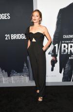 VICTORIA CARTAGENA at 21 Bridges in New York 11/19/2019