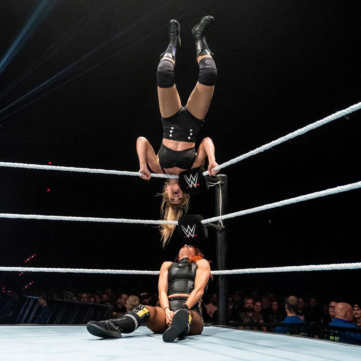 WWE Live in Germany - HawtCelebs