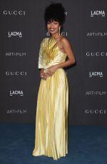 YARA SHAHIDI at 2019 Lacma Art + Film Gala Presented by Gucci in Los Angeles 11/02/2019