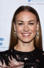 YVONNE STRAHOVSKI at Saban Community Clinic